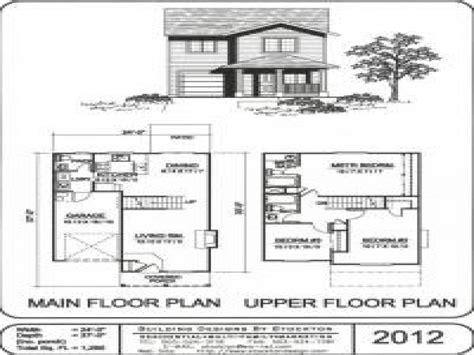 small 2 house plans small two house plans simple two small houses