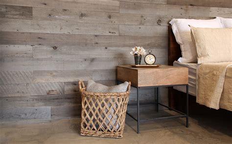 Wood Panel Accent Walls
