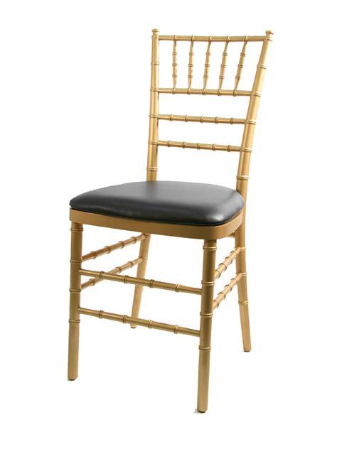 Chiavari Chair Wood Panelvinyl Cushion Csp
