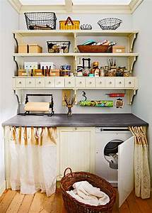 15 Tips to Creating a Laundry Room that's both Charming ...