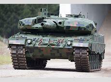 Poland's Leopard Upgrade Advances Armada International
