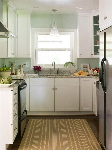 18+ Wondrous Kitchen Cabinets Small Kitchen