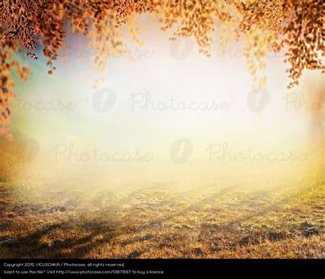 Garten Im Herbst Bearbeiten by Herbst Natur Hintergrund Verschwommen Vicuschka Ein