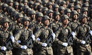 China's military presence is growing. Does a superpower ...