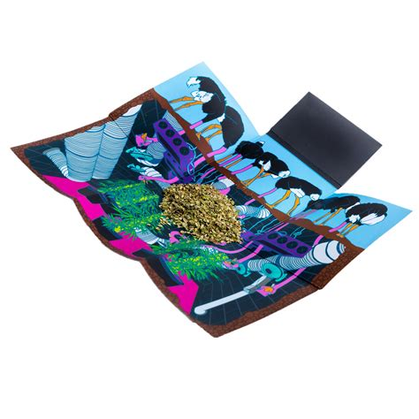 Amazon.com: CASE ON IT Folding Rolling Tray. Small, Smell