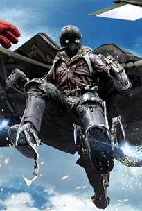 Homecoming Spider-Man the Vulture Marvel