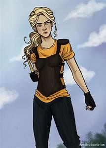 Annabeth by incredibru on DeviantArt