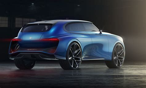 Founder ettore bugatti was born in milan, italy, and the automobile company that bears his name was founded in 1909 in molsheim located in the alsace region which was part of the german empire from 1871 to 1919. Bugatti Spartacus envisioned as hyper-SUV | PerformanceDrive