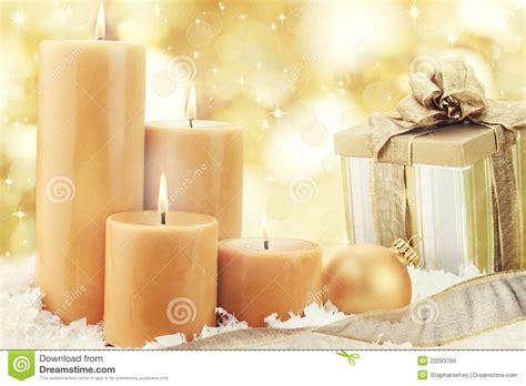 stock candele candele di natale fotografia stock immagine di candele