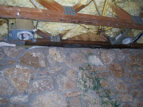 Round Rock Home Inspector Finds Water Leak At Chimney