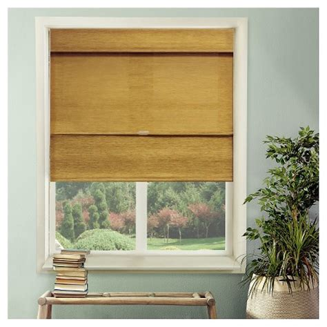 Chicology Cordless Magnetic Roman Shades Target