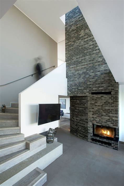 villa   denmark  home dressed  dark patinated zinc