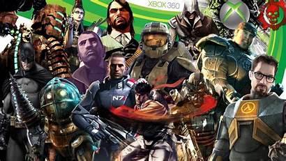 Xbox Games 360 Wallpapers Gaming August Wallpapersafari
