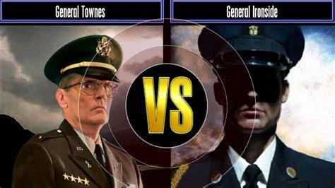 general ironside townes vs mod challenge