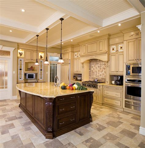 kitchen ceiling lights  ideas  homes