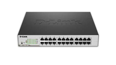 d link smart managed 24 port gigabit poe switch dgs 1100 24p d link