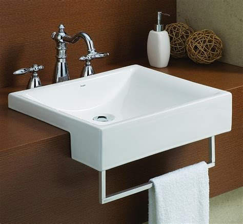 Drop In Bathroom Sinks Canada by Cheviot 1649w Pacific Semicassa Self Bathroom Sink