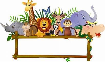 Kingdom Animal Clipart Jungle Clipartmag
