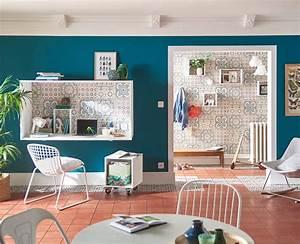 Deco Bleu Petrole : d coration eclairage leroy merlin ~ Farleysfitness.com Idées de Décoration