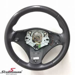 Bmw E87 - Sport Steering Wheel - Schmiedmann