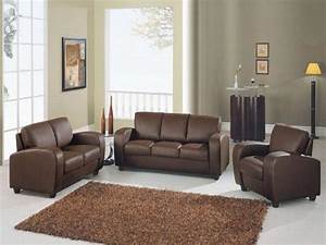Living room paint ideas for living room with brown for Living room paint ideas with brown furniture