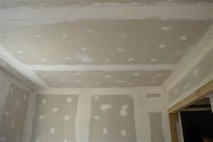 Lessiver Plafond Avant Peinture : pr paration des murs et plafonds avant peintures la ~ Premium-room.com Idées de Décoration