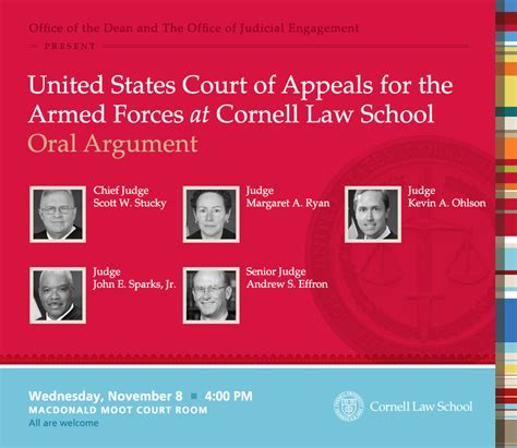 Oral Argument before the United States Court of Appeals ...