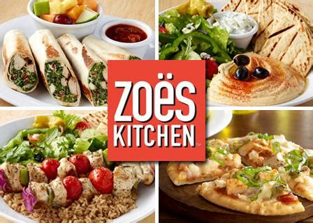 9 Reasons Why Zoe's Kitchen Does Content Marketing Right