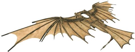 Flying Machine Wings Search And Costumes