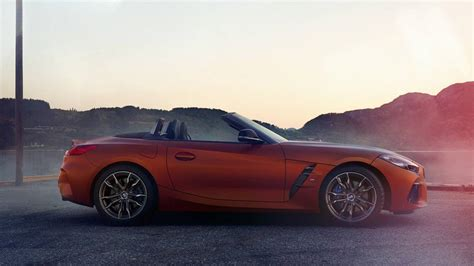 New 2019 Bmw Z4 Roadster Leaks Ahead Of Official Pebble