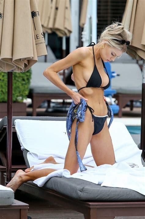 Charlotte Mckinney The Fappening In Inamorata Bikini The Fappening