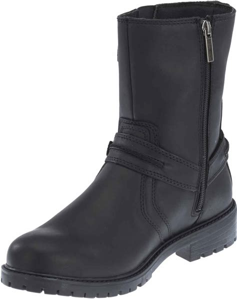 Harley Davidson Men Abner Inch Black Brown