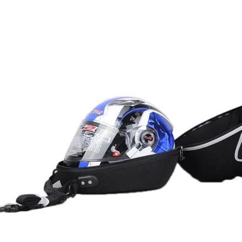 housse de casque moto housse sac de casque moto pe portable rigide respirable noir