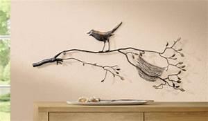 Metall Deko Wand : metall dekoration wand online bestellen bei yatego ~ Markanthonyermac.com Haus und Dekorationen
