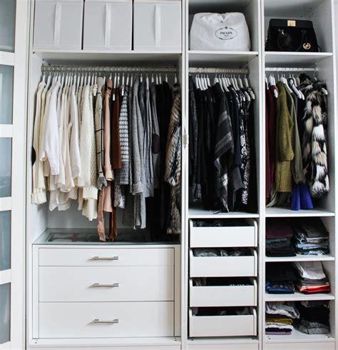 Pax Kleiderschrank Beispiele by Interior Einblicke In Mein Ankleidezimmer Wardrobes