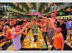 Qingdao Beer Festival China's answer to Germany's