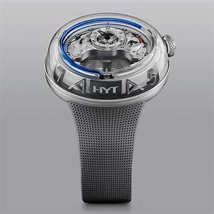 Hyt H5-blue Manual Wind      H02352 - Hyt