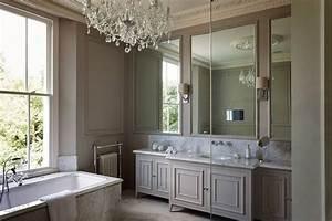 peinture salle de bain 2016 2017 77 photos qui vont With couleur peinture salon taupe 15 meuble salle de bain bois massif