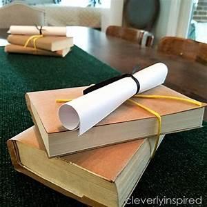 Cheap Centerpiece Idea: Graduation Party Décor DIY