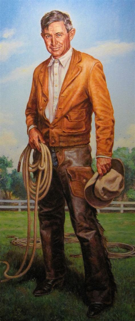 Will Rogers, the Showman, from the Will Rogers Museum ...