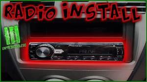 Installing The Mvh290bt Radio