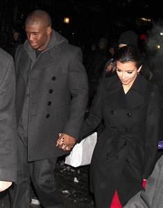 Kim Kardashian And Reggie Bush On A Nightout In New York 1 ...