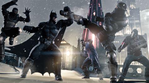 Batman Arkham Origins Trailer And Images Batman Arkham