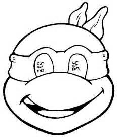 Ninja Turtle Pumpkin Carving Stencil by Baby Face Template Clipart Best