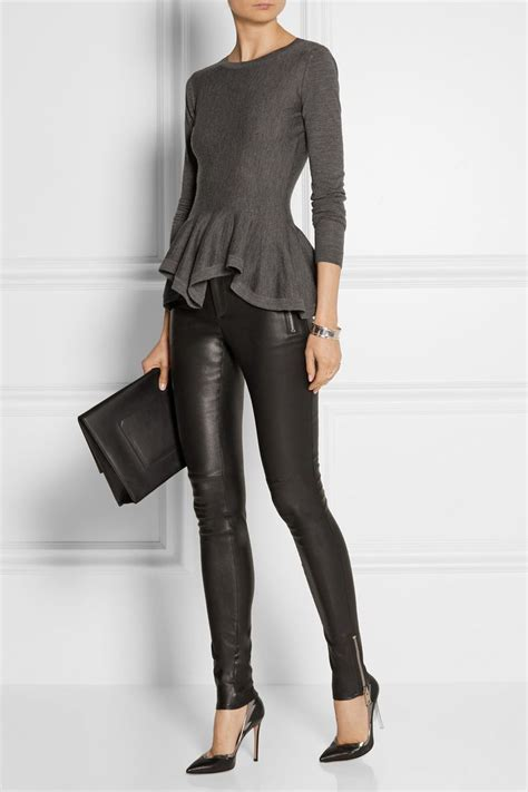 1000+ ideas about Leggings Style on Pinterest | Gray ...