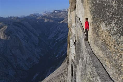 Fearless Climber Risks Life Scaling World Scariest Rock