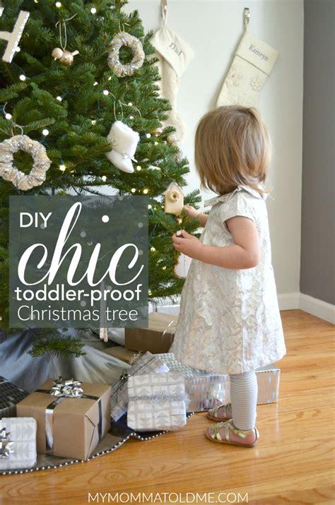 toddler proof christmas tree  nutritarian