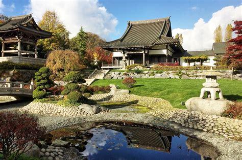Japanischer Garten Düsseldorf Eko Haus by Die Farben Des Herbstes Der Tempelgarten Des Eko Hauses