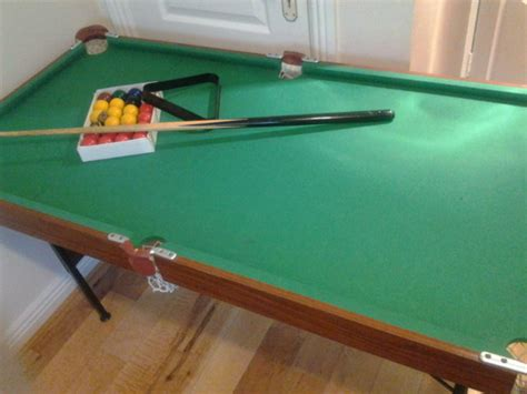 Kids Pool Table For Sale In Marino, Dublin From Fran1958