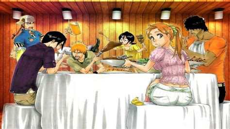 Anime Thanksgiving Wallpaper - thanksgiving by mog90044 on deviantart